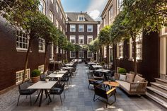 The Dylan Amsterdam Home to a Michelin-starred... | Luxury Accommodations