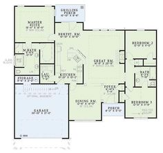 Plan 17-571 - Houseplans.com  1763 sq ft