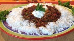 Vařte S Majklem - YouTube Mexican Chilli Con Carne, Chilli Con Carne Recipe, Grains, Rice, Dishes, Recipes, Youtube, Food, Mexico