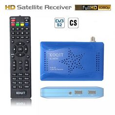 Free To Air Satellite Receiver DVB-S2 MPEG4 Wifi USB PVR K1Mini  Save this photo on your board if you ❤️ it. Tv Box, Free To Air, Tv Tuner, Digital Tv, Hdmi Cables, Nintendo Wii Controller, Card Reader, Hdd, Wifi