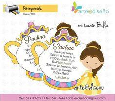 Invitación bella imprimible