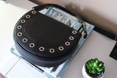 RITA: New in | Black leather crossbody bag