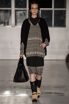 Zero + Maria Cornejo | Fall 2014 Ready-to-Wear Collection | Style.com