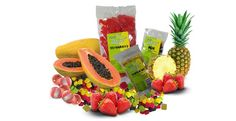Nat'Sure Delights - fruit sweets Health Products, Sweets, Canning, Fruit, Gummi Candy, Candy, Goodies, Home Canning, Health Foods
