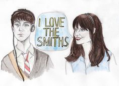#illustration, #the smiths