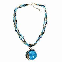 Collares Declaración/Medallones Collares/Strands Collares/Collares Vintage/Colgantes ( Legierung/Resina/Cobre/Brillante ) de SOYUNICA en Etsy
