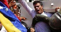 """¡FUTURO PRESIDENTE DE VENEZUELA! Bloomberg: Leopoldo López , el """"chico de oro"""" que podría salvar al país"""