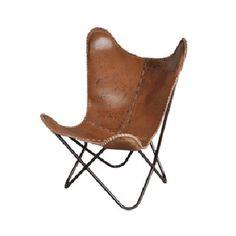 Fashion N You by Horizon Interseas Butterfly Lounge Chair
