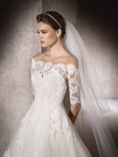 Princess wedding dress Marilu