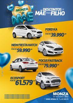 Ford Monza - A MONZA É UMA MÃE on Behance