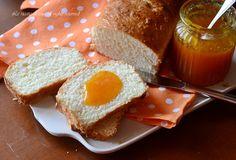Pan bauletto allo yogurt di pan brioche,per una ricca e deliziosa colazione