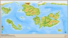 Map of Proserpina by ImDeadPanda on DeviantArt