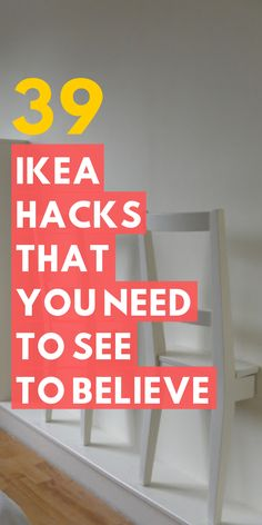 39 Ikea Hack Ideas that are Simple and Super Stylish &; james and catrin 39 Ikea Hack Ideas that are Simple and Super Stylish &; james and catrin Karola Howlett karolahowlett allerlei Ikea hacks […] furniture Diy Hanging Shelves, Diy Wall Shelves, Diy Home Decor Projects, Diy Projects To Try, Decor Ideas, Do It Yourself Ikea, Ikea Furniture Hacks, White Furniture, Upcycled Furniture