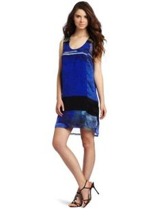 Cluny Women's Panel Front Dress