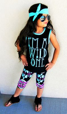 """""""I'm a Wild One"""" Outfit"""