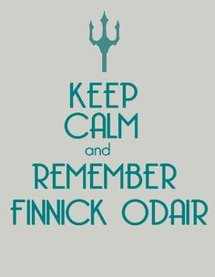 Finnick Odair is my favorite character in the whole series..and I'm not quite sure why haha