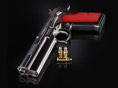 FK Brno Pistol in 7.5 FK caliber as the same Stopping Power than a .44 Magnum...What a BEAST!!