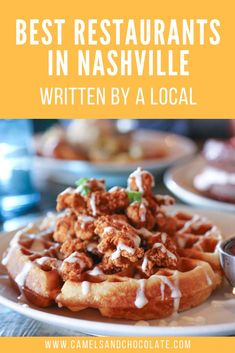 If you are planning a trip to Nashville and are a foodie, then I am sure you know that there are tons of fantastic restaurants and bars in Nashville. But which ones are worth the hype? I put together a list of my favorite Nashville Restaurants that I have tried and loved to help you narrow down a list. Check it out and try not to drool too much. | Camels & Chocolate #nashville #tennessee #nashvillerestaurants #foodguide Nashville Restaurants Best, Nashville Food, Nashville Vacation, Visit Nashville, Nashville Tennessee, Tennessee Vacation, All I Ever Wanted, Best Places To Eat, Foodie Travel