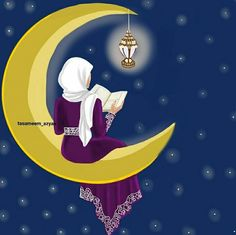 Shared by princess Rose. Find images and videos on We Heart It - the app to get lost in what you love. Ramadan Mubarak Wallpapers, Mubarak Ramadan, Ramadan Crafts, Ramadan Decorations, Photo Ramadan, Decoraciones Ramadan, Sarra Art, Quran Wallpaper, Girl Cartoon Characters