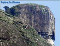 pedra da gavea >> inscription ???