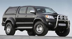 Toyota Hilux diesel... Can't get them in America due to emissions, but with adjustments I could