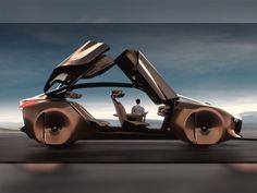 Il futuro fatto Car!! BMW Vision Next 100 (2016) - CIPandCHIPS