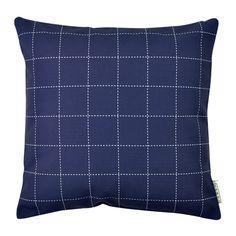BLUE NAUTICAL GRID – Yenti Design Co.