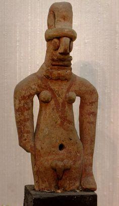 Male figurine 1. Mature Harappan period. Indus civilization - Civilisation de la…