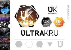 UltraKru #Branding #Identity #MaverickDesign