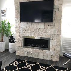 Amber Tiles Kellyville:  Pinned from Instagram (@veneerstoneaustralia) Veneer stone dry stack limestone #stonemasonry #stonecladding #ledgestone #cladding #ambertiles #ambertileskellyville