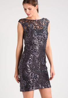 Lauren Ralph Lauren KIRI Robe de soirée black/bristol slate shine