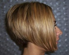 stacked bob haircut pictures | stacked hairstyles1