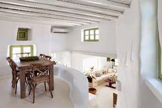Panormos Retreat Mykonos, Grecia Jurnal de design interior