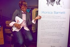 """The second launch party for my #style guidebook, """"Without Saying A Word: The Silent Power of Style"""" was a blast! Thanks to @Bonobos!"""
