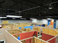 VIPAirsoft Arena | 19,000sqft indoors! Gilbert, AZ  |  #vipairsoft #airsoft #arena