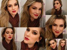Oh mulher porreta! Uma make up mais fina que a outra.