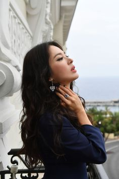 Exclusive Interview: Song Hye-Kyo On Fame And Fate Korean Actresses, Korean Actors, Actors & Actresses, Song Hye Kyo Style, Korean Celebrities, Celebs, Song Joon Ki, Friends Moments, Natalie Portman