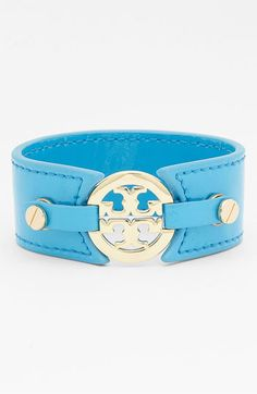 Tory Burch Patent Leather Bracelet