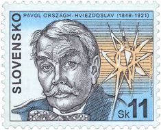 POFIS - Catalog - Products - Personalities - Pavol Országh-Hviezdoslav Grammar School, Writing Poetry, Postage Stamps, Personality, Catalog, Old Things, Products, Art, Door Bells