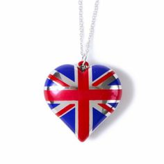 Can this be in my hands right now please haah but really Cute Jewelry, Jewlery, Union Jack, Girls Best Friend, Heart Charm, Cute Girls, Christmas Ornaments, Holiday Decor, My Style