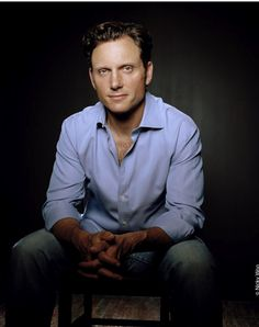 """Tony Goldwyn aka President Fitzgerald """"Fitz"""" Grant on Scandal. Olivia Pope is in love with him and so am I."""