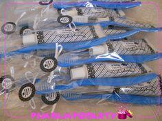 Kit Higiene Bucal festa do pijama menino