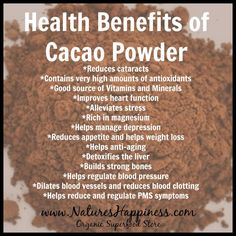 26 Best Cacao Health Benefits Images Cacao Health Benefits Health