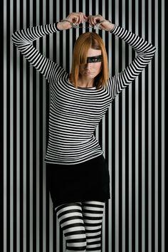 Prisoner of Stripes by talikf.deviantart.com on @DeviantArt