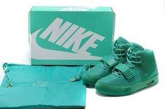 Nike Air Yeezy 2 Kanye West Green Lantern [airyeezy333] - $64.95 : | nike air max | Scoop.it