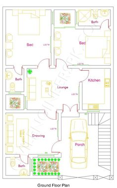 17 Design Your Own House Floor Plans India Design Your Own House Floor Plans India - 2 bedroom house plans indian style ft fresh best House Floor Plan 5 Marla House Design House Floor Pla.