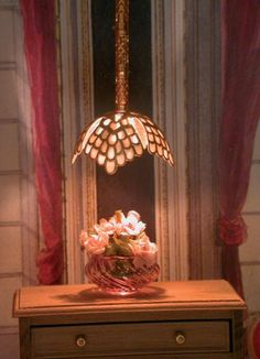 how to: hanging lamp