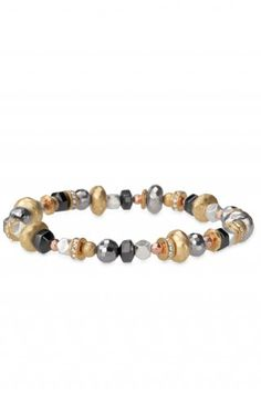 Stella & Dot Moxie Stretch Bracelet. I seriously love this bracelet! You can mix it with anything :)