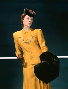 1941. 1940s fashion