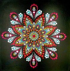 Image gallery – Page 58898707612441182 – Artofit Mandala Artwork, Mandala Canvas, Mandala Drawing, Mandala Painting, Dot Art Painting, Painting Patterns, Stone Painting, Mandala Pattern, Mandala Design